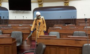 Reportan 2 nuevos casos de coronavirus en el Congreso de la República