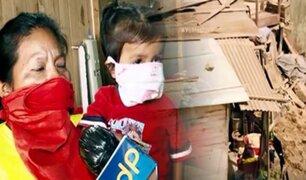 Muchas familias que pertenecen a sectores más vulnerables del Rímac no han recibido ninguna ayuda