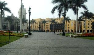 Jueves Santo: Así se ven diferentes zonas de Lima Metropolitana durante inmovilización total