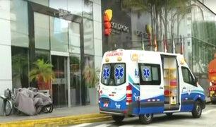 Miraflores: hotel Sol de Oro registró a 10 repatriados con síntomas de covid-19