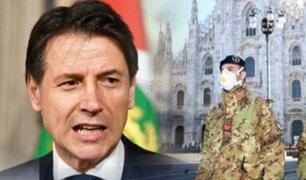 Italia prorrogará el confinamiento hasta el 2 de mayo por el COVID-19