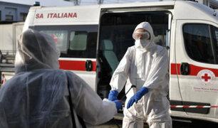 Coronavirus en Italia: bebé diagnosticado con virus fue dado de alta