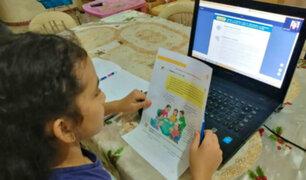 ¿Cómo ayudar a los más pequeños en clases virtuales?