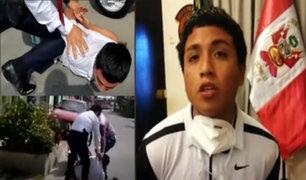 Capturan a implicado en asesinato de joven embarazada en Villa El Salvador