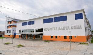 Yurimaguas: declaran en cuarentena a trabajadores del hospital Santa Gema