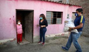 Trujillo: municipio entrega víveres a 14,000 familias vulnerables