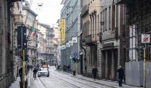 COVID-19: Gobierno italiano prorroga aislamiento social hasta el 3 de mayo