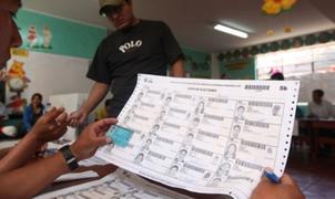 Reniec cerrará el padrón electoral el 11 de abril de cara a las elecciones generales del 2021