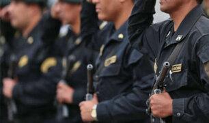 Piura: policía detiene a balazos a colega acusado de agredir a su pareja