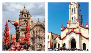 ¿Cómo viven Semana Santa diversas regiones del país durante cuarentena?
