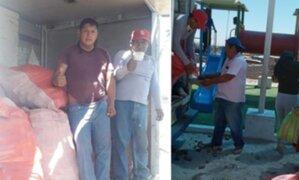 Arequipa: agricultores de la Joya regalan 2 toneladas de papa