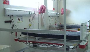 COVID-19: pacientes UCI con ventilación asistida fueron dados de alta