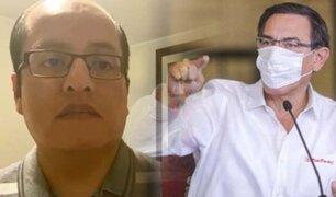 """Víctor Quijada: """"El único martillazo que se ha dado hasta ahora ha sido a la economía"""""""