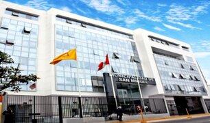 Municipalidad de San Miguel ofrece disculpas a vecinos y reportero agredido
