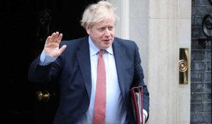 COVID-19: primer ministro británico, Boris Johnson, dejó el  hospital