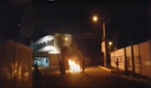 Lambayeque: vecinos se oponen a entierro de fallecidos por Covid-19