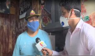 Covid-19: empresario donó almuerzos a trabajadores de los servicios de salud