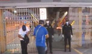 Estado de emergencia: así lucen las calles de Lima durante el día 29 de aislamiento