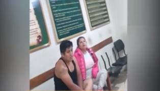 Pareja amenaza de muerte a comisario tras ser detenida por incumplir toque de queda