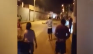 Cañete: vecinos intentaron impedir entierro de víctima del COVID-19