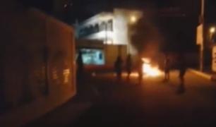 Chiclayo: vecinos de Pimentel se oponen a entierros de víctimas de COVID-19