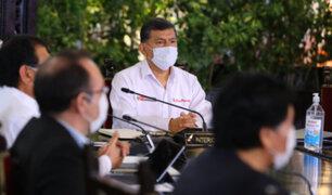 """Morán: """"Todas las compras de la PNP van a ser auditadas por Contraloría"""""""