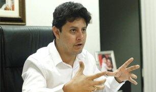 SMP: alcalde será dado de alta tras superar cuadro de neumonía por coronavirus