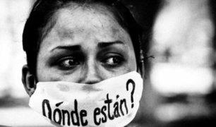 Cuarentena no impidió que se reporten más de 100 mujeres desaparecidas