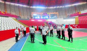 Trujillo: Coliseo Gran Chimú albergará a detenidos que desacaten cuarentena