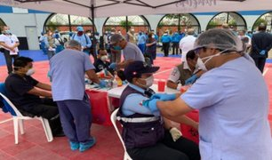 Alianza entre Miraflores y clínica Good Hope permitió descarte de COVID-19 a trabajadores ediles