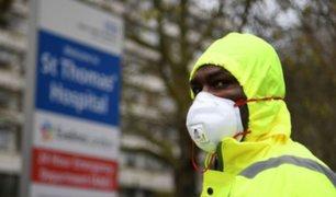 Coronavirus en Reino Unido: cifra de contagios diario sufrió una baja