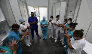 Coronavirus: Minsa habilitó página para reclutar personal de salud durante emergencia
