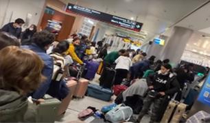 Peruanos varados en el extranjero piden ayuda para regresar