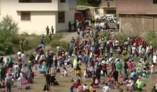 Intervienen a 600 personas que intentaron regresar a sus ciudades de origen
