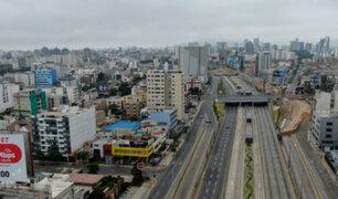 Aire de Lima: calidad sigue siendo buena por la cuarentena, según el Minam