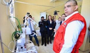 Ministro Castañeda se pronuncia sobre medidas para reducir población en penales