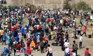 Gobierno Regional de Junín ayudará a transportar a personas varadas en Corcona