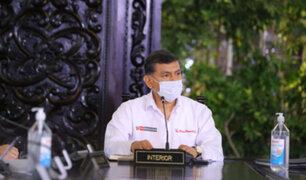 Morán: infractores que no paguen multas serán impedidos de realizar transacciones bancarias