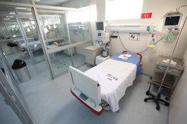 Coronavirus: EsSalud implementa 80 boxes de aislamiento debidamente equipados