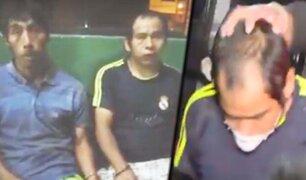 Capturan a hermanos que violaron a una menor en San Juan de Lurigancho