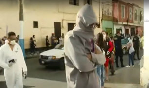 Estado de emergencia: operativo policial hace cumplir cuarentena en el Callao