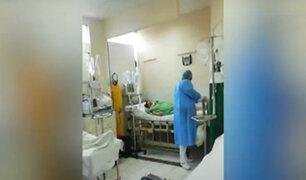 Personal del antiguo hospital de Ate denuncia acumulación de casos de Covid-19