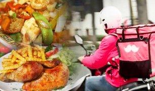Sector gastronómico podría reactivarse a través del sistema de Delivery