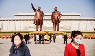 Corea del Norte celebra sin eventos masivos natalicio de su fundador