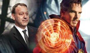 Sam Raimi anuncia que dirigirá Doctor Strange 2