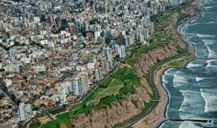 Lima y Callao registran aumento de la temperatura desde el martes