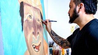 Artistas peruanos realizarán subasta a favor de personal médico que lucha contra el Covid-19