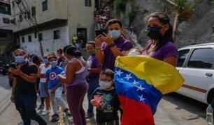 Coronavirus en Venezuela: población rompe cuarentena por escasez de alimentos