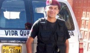 Huánuco: detienen a policía por beber licor y bailar en pleno toque de queda