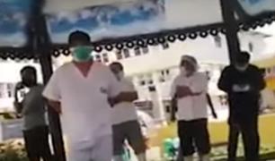 Enfermeras denuncian peligro de contagio masivo en el Hospital del Niño